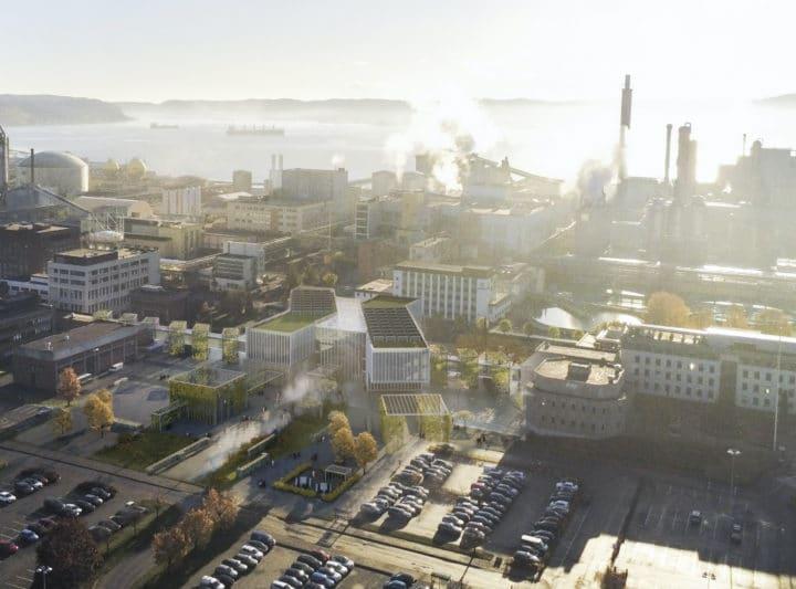 SEIDR i Herøya industripark