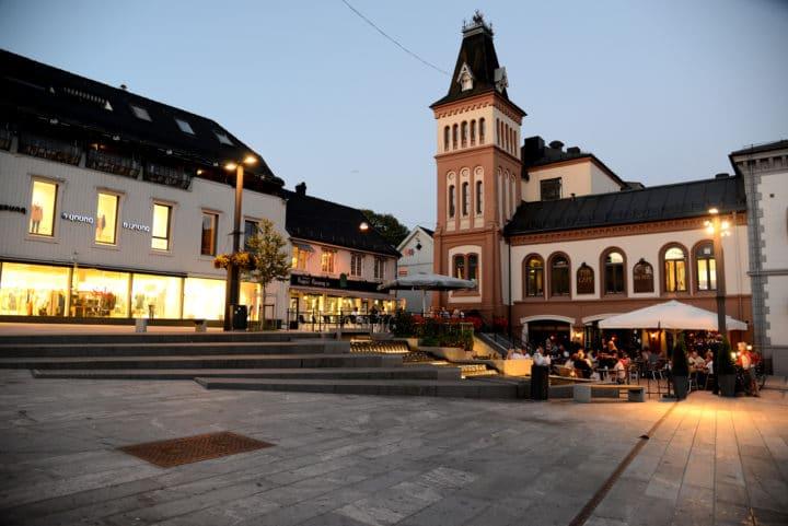 Tønsberg historiske sentrum