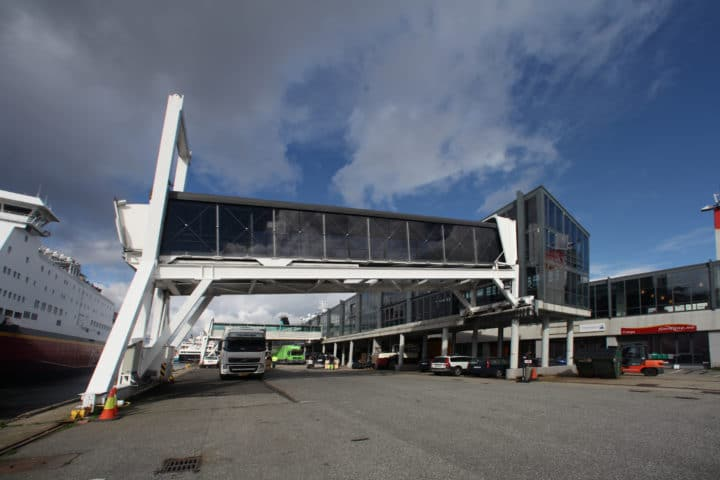 Terminalbygg Skolten