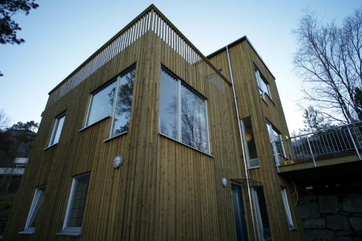Villa Bakke og Lundemoen