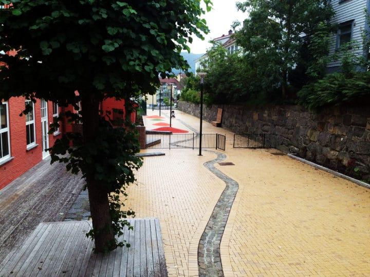 Møregaten gatetun